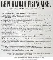 1848 decret