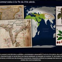 3 routes commerciales xve 1