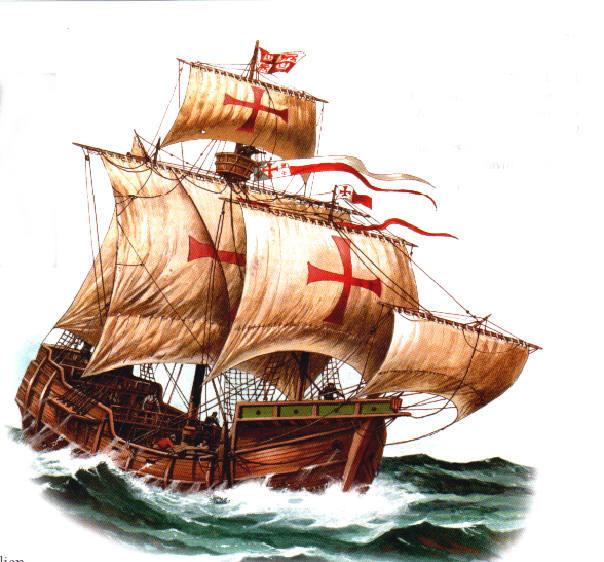 Où Christophe Colomb désire-t-il aller ?