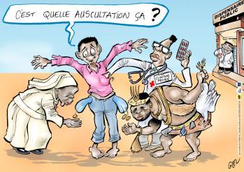 Depenses sante afrique