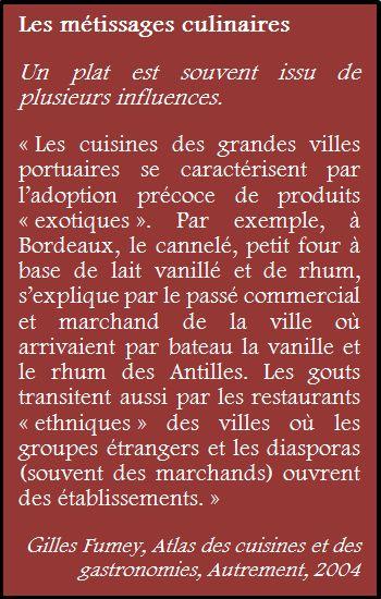 Les go ts alimentaires - Canneles bordelais recette originale ...
