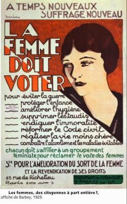 Vote des femmes 1