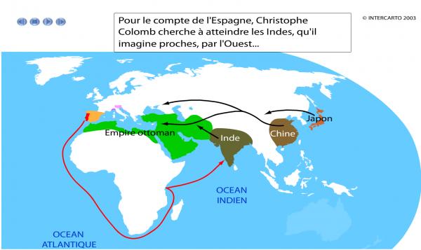Voyages decouvertes